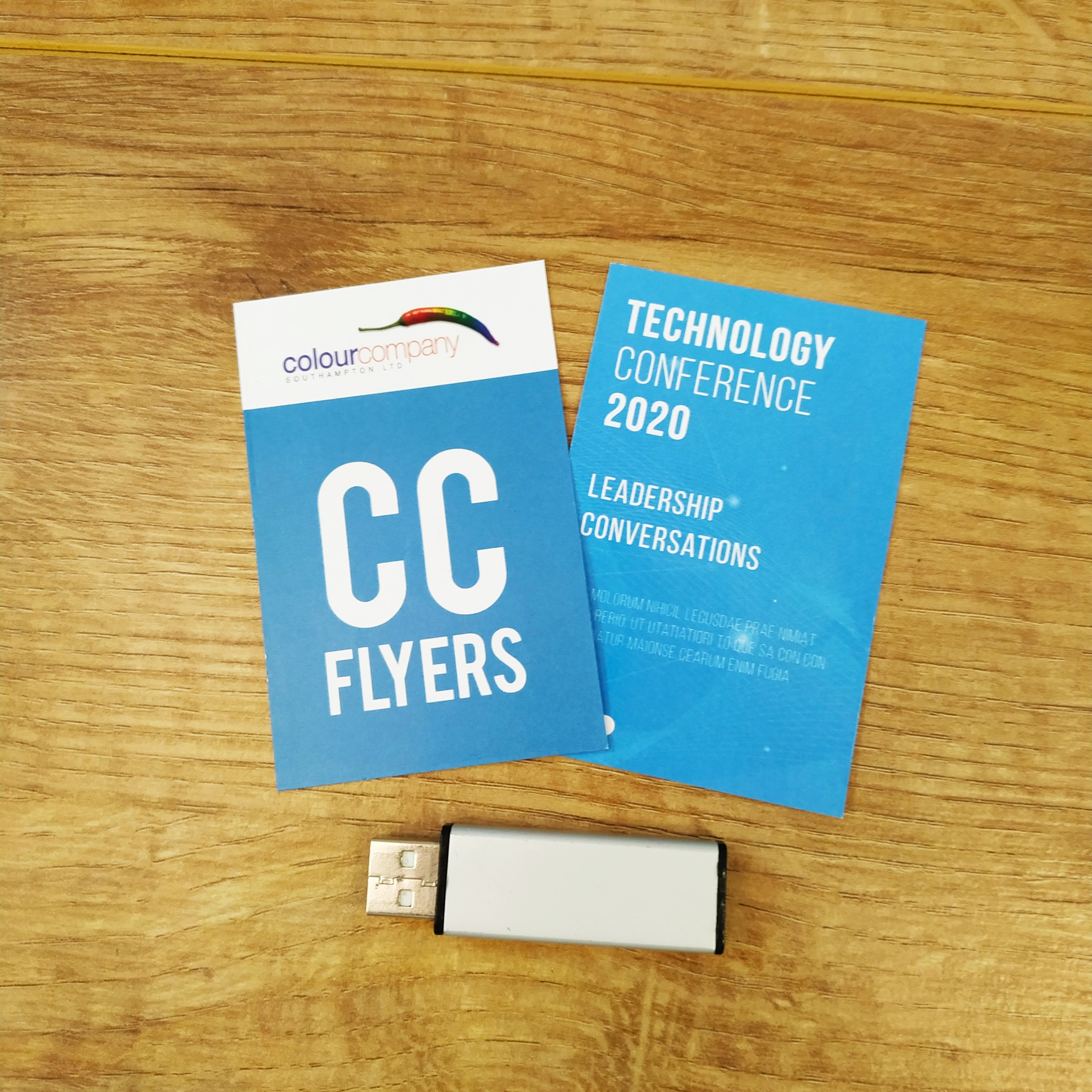 CC Leaflets and Flyers
